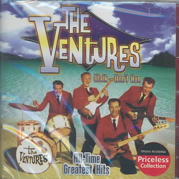 ALL-TIME GREATEST HITS BY VENTURES (CD)