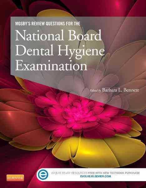 Mosby's Review Questions for the National Board Dental Hygiene Examination By Mosby